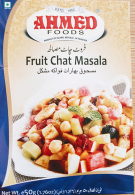 FRUIT CHAT MASALA, AHMED, 50G