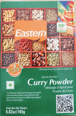 CURRY POWDER, Eastern 165G