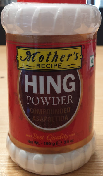 HING POWDER MOTHER'S RECIPE 100G