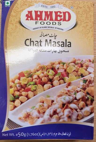 Ahmed Foods Chat Masala 50 g