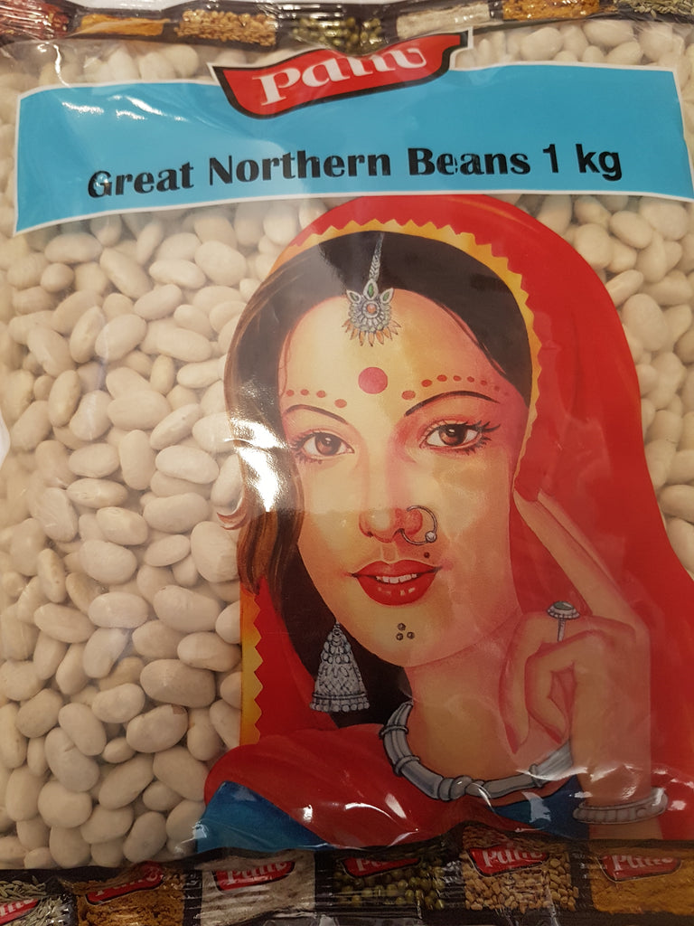 GREAT NORTHERN BEANS PATTU 1KG