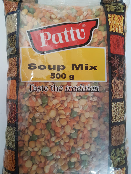 SOUP MIX, PATTU 500G