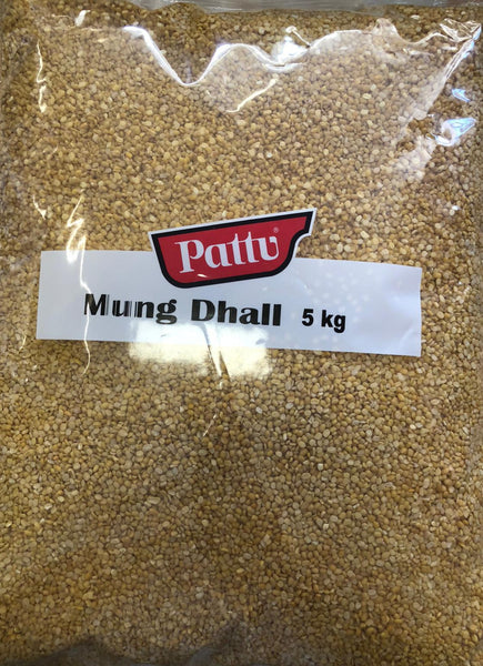 MUNG DHALL SMALL 5 KG