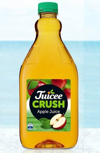 APPLE JUICE, JUICEE CRUSH, 2L
