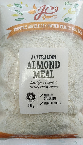 ALMOND MEAL, JC, 300G