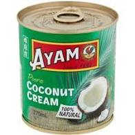 COCONUT CREAM AYAM 270ML