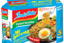 INDO MIE NOODLE BARBEQUE CHICKEN 85G X5 PK