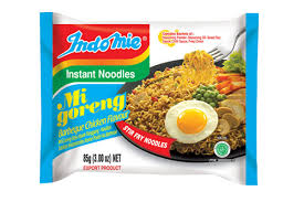 INDO MIE NOODLES BBQ CHICKEN 85G