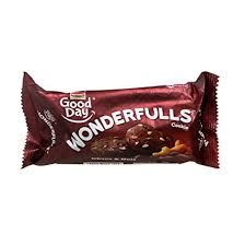 Britannia Good Day Wonderfulls Biscuits 75g