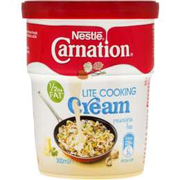 CARNATION COOKING CREAM, NESTLE, 300 ML