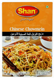 CHINESE CHOWMEIN SHAN 35G