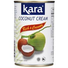 COCONUT CREAM KARA 400ML
