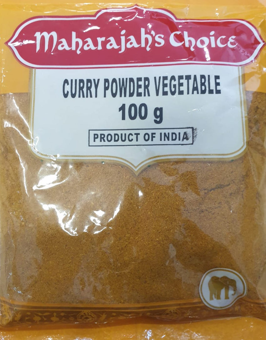 Vegetable Curry Powder, MC 100G