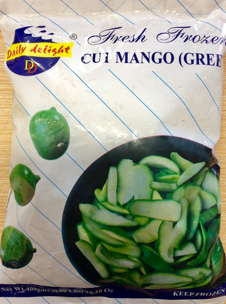 GREEN MANGO CUTS, DAILY DELIGHT, 400G