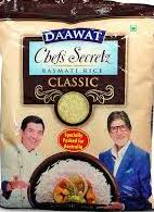 Basmati rice, Daawat Chef Secret 5kg