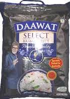 Basmati Rice, Daawat Select 5kg