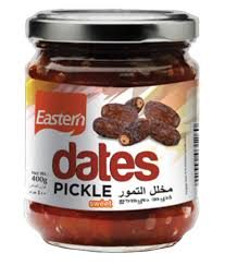 DATES PICKLE, EASTERN 400G