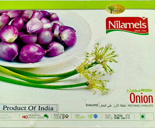 RED ONION NILAMELS 400G