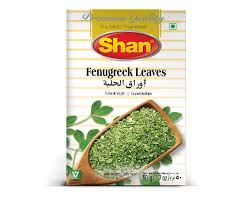 FENUGREEK LEAVES SHAN 50G