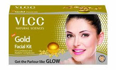 GOLD FACIAL KIT VLCC 60G