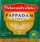 GARLIC PAPAD MAHARAJA CHOICE 100G