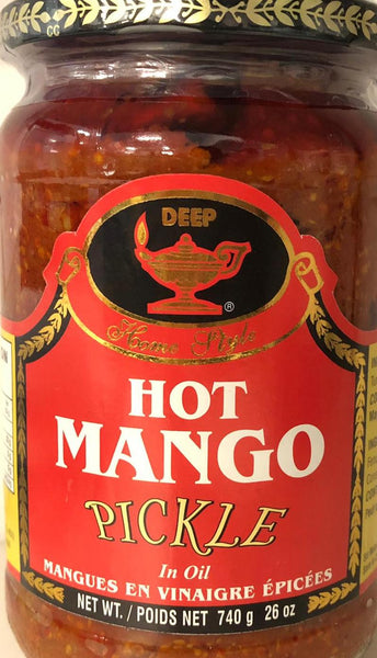 HOT MANGO PICKLE, DEEP 740G