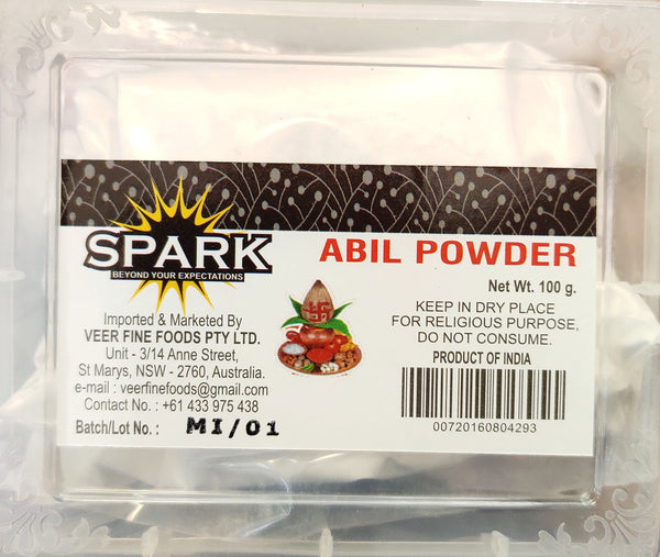 ABIL POWDER, SPARK, 100G