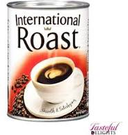 INTERNATIOANL ROAST COFFEE 100G