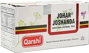 JOHAR JOSHANDA NATURAL HERBAL TEA BAGS 30PK