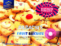 Karachi Fruit Cookies 400g