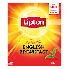 LIPTON ENGLISH BREAKFAST 1000 TEA BAGS