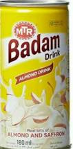 BADAM DRINK MTR 180ML