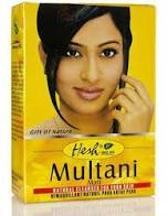 HESH MULTANI MITTI FACE PACK 100G
