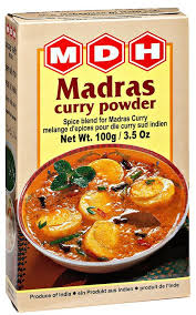 MADRAS CURRY POWDER MDH 100G