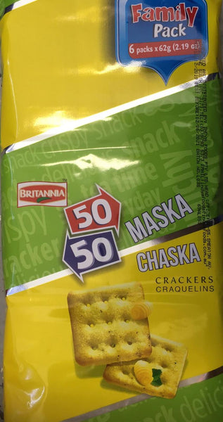 Britannia Maska Chaska Value Pack
