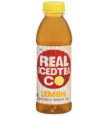 REAL ICED TEA LEMON  500ML