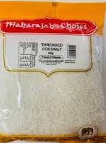 THREADED COCONUT, MAHARAJAH'S CHOICE, 500G