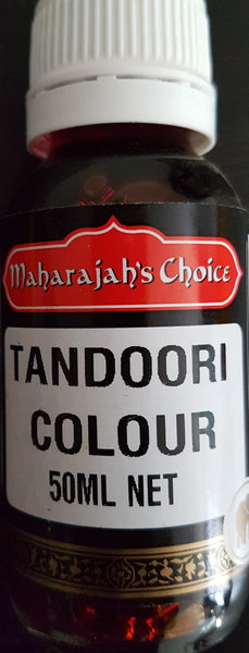 TANDOORI COLOUR MAHARAJA CHOICE 50ML