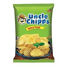UNCLE CHIPS 52g