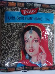 URID DHAL SPLIT WITH SKIN 1 KG PATTU