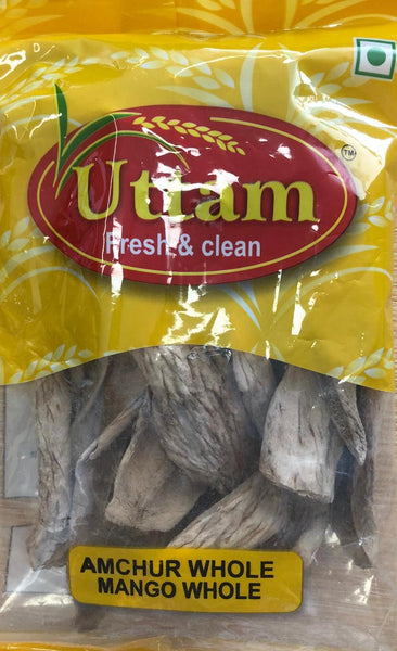 AMCHUR WHOLE, UTTAM, 100g