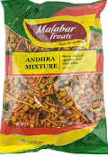 Malabar Treats  Andhra Mixtures 400g