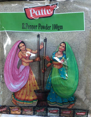 B.PEPPER POWDER, PATTU, 100GM