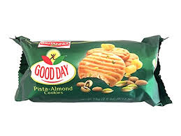 Britannia Good Day Pista Cookies 75g
