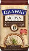 Brown Basmati Rice, Daawat 1kg