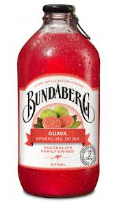 BUNDABERG GUAVA DRINK 375ML