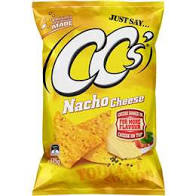 CC'S NACHOS CHEESE  175g