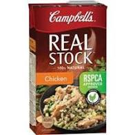 CHICKEN STOCK, CAMPBELL'S 1L