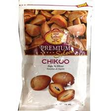 CHIKOO SLICES  DEEP 340G