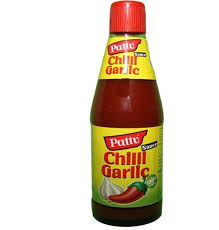 CHILLI GARLIC SAUCE PATTU 500G